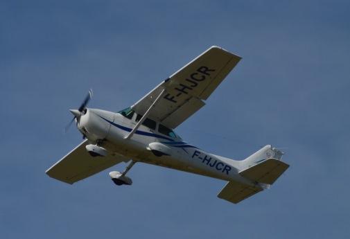 Avion Cessna 172 F-HJCR