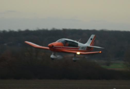 Avion Robin DR400-140B F-GMXS