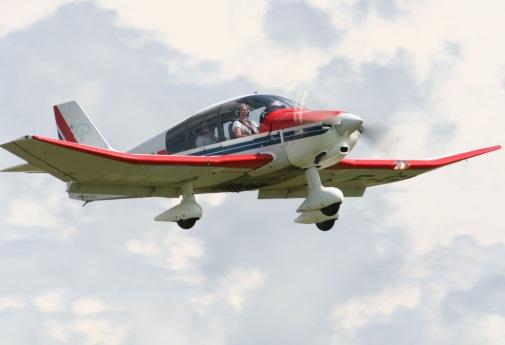 Avion Robin DR400-180 F-GOVS